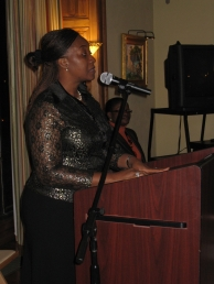 Ngozi Eze, Country Director for Nigeria