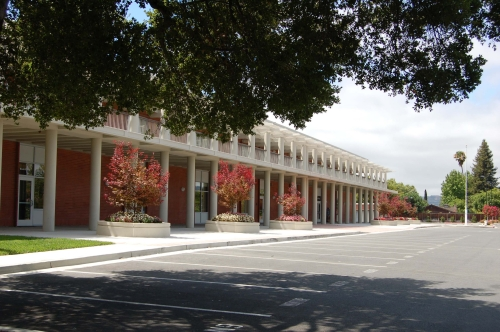 Carondelet High School in Concord, CA. Photo courtesy of Carondelet High School.