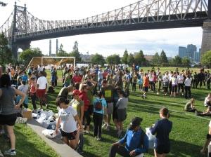 Run for Congo Women New York 2009 007
